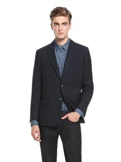 DKNY - Unconstructed Suit Jacket