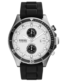 Fossil - Wakefield Stainless Steel Watch