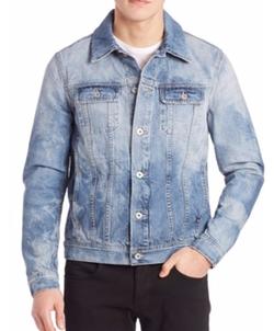 AG - Dart Denim Jacket