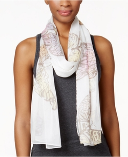 Style & Co. - Butterfly Wrap Scarf