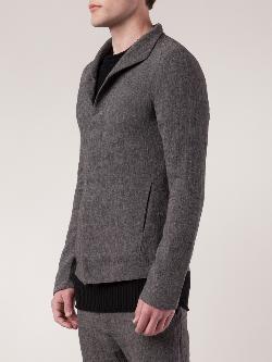 Y. PROJECT - high neck jacket