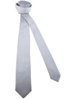 Dolce & Gabbana - Checked Silk Tie