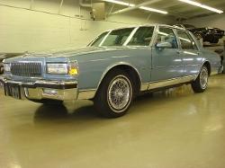 Chevrolet  - 1987 Caprice Classic Car
