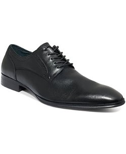 Alfani - Spin Plain Toe Lace-Up Shoes