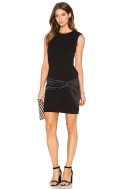 Ikks Paris - Sleeveless Belted Detail Mini Dress