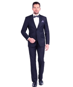 Giorgio Fiorelli - 2 Button 2 Piece Suit Euro Slim Fit