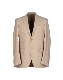 Tombolini - Notch Lapel Blazer