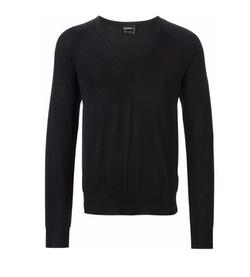 Jil Sander   - V-Neck Sweater