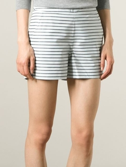Muubaa - Striped Shorts
