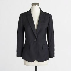 J.Crew - Factory Suiting Blazer in Wool