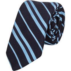 Barneys New York - Multi-Track Stripe Neck Tie