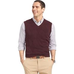 Van Heusen  - Argyle Heathered Sweater Vest
