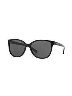 DKNY - Round Cat Eye Sunglasses