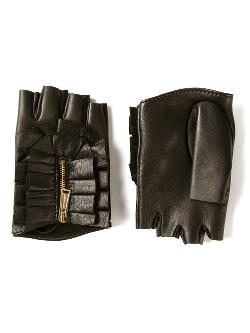 DSQUARED2  - fingerless gloves