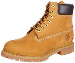 Timberland - Premium Leather Boots