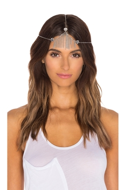 Ettika - Fringe Headpiece