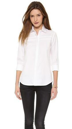 Chalk -  Pony Collar Shirt