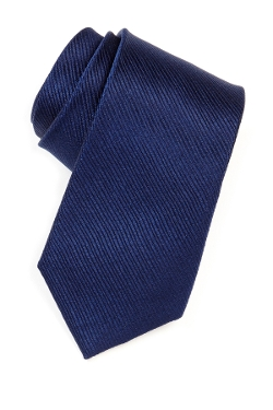 Report - Collection Diagonal Stripe Silk Tie