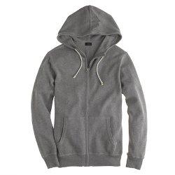 J. Crew - Cotton-Cashmere Zip Hoodie Jacket