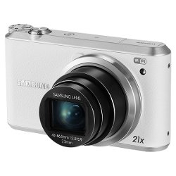 Samsung - WB350 16.3MP Smart Camera