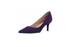 Nine West  - Austin Suede Dress Pumps