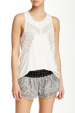 Rip Curl - Moon River Embellished Tank Top