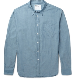 Margaret Howell - MHL Cotton-Chambray Shirt