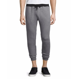 Michael Kors - Colorblock Heathered Sweatpants