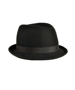 Jane Tran - Frankie Fedora Hat