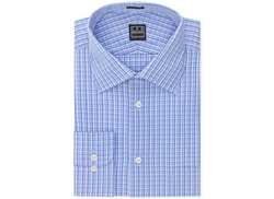 Ike Behar  - Check Dress Shirt