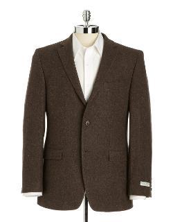 BLACK BROWN 1826 - Slim-Fit Tweed Sport Coat