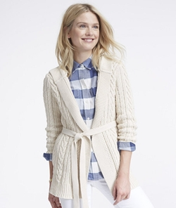 L. L. Bean - Boyfriend Sweater Cardigan