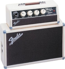 Fender  - Mini Tone Master Guitar Amplifier