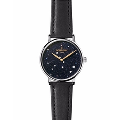 Gomelsky by Shinola  - Sandstone Leather Strap Watch