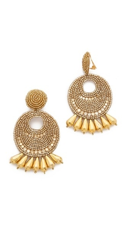 Kenneth Jay Lane - Statement Earrings