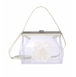 Simone Rocha  - Transparent Handbag