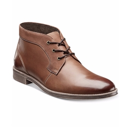 Stacy Adams - Cagney Plain Toe Chukka Boots