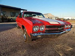Chevrolet - 1970 Chevelle SS