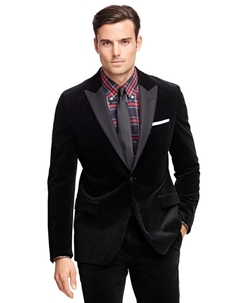 Brooks Brothers - Fitzgerald Fit Corduroy Tuxedo Suit