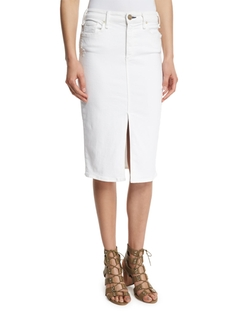 McGuire  - Marino Denim Pencil Skirt