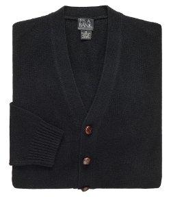 Jos. A. Bank - Lambswool Cardigan Sweater