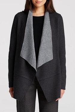 Eileen Fisher - Moto Long Jacket