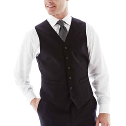 Stafford - Executive Super 100 Wool Vest
