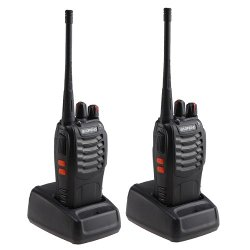 AGPtek - Rechargeable Walkie Talkie