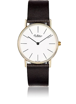 Ole Mathiesen  - Round Face Watch
