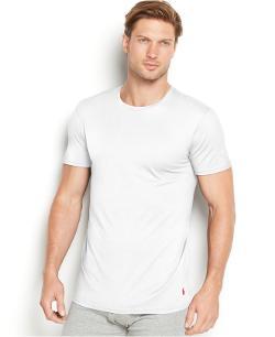 Polo Ralph Lauren  - Supreme Comfort Crew-Neck T-Shirt