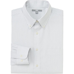 Uniqlo - Striped Long Sleeve Shirt