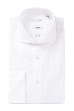 Isaac Mizrahi - Button Front Dress Shirt