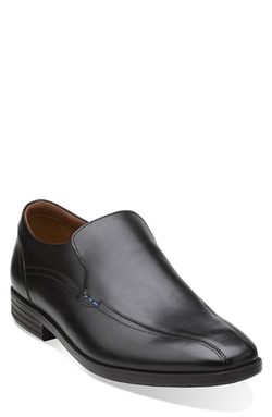 Clarks Originals - Leather Venetian Loafer Shoes