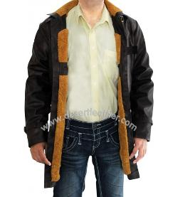 Desert Leather - Watch Dogs Coat Jacket